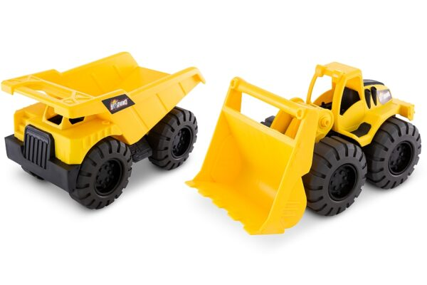 Mini Building Machines 2-Pack - 3 Asstd