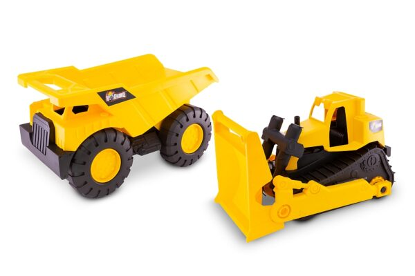 Mega Building Machines 2pk - 3 Asstd