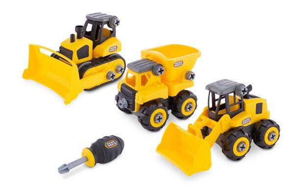 Junior Builder - 3 in 1 builder