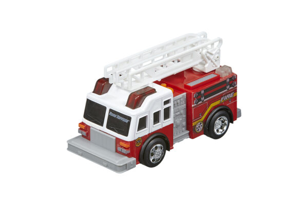 "Rush & Rescue - 6 Assorted (boxed) (5"" / 13cm)"