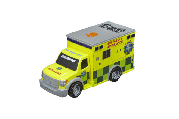 "UK Rush & Rescue - 4 assorted (12"" / 30cm)"